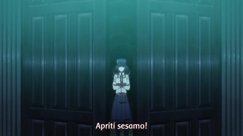 Code:Realize: Sousei no Himegimi 10 [sub ita]