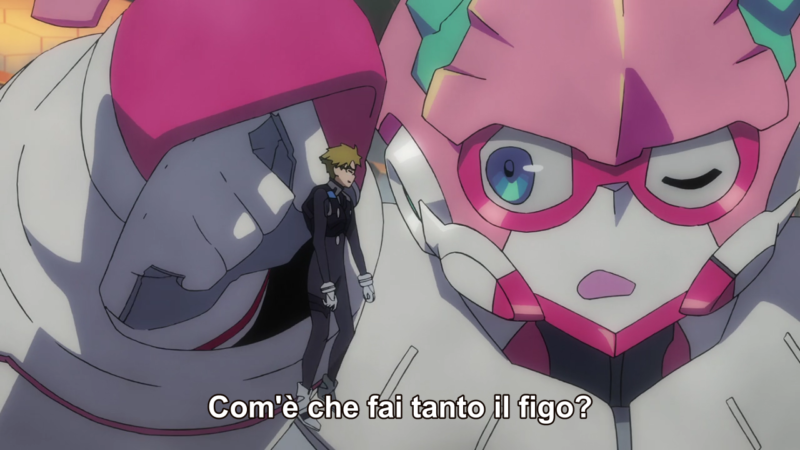 Darling in the FranXX 15 [sub ita]
