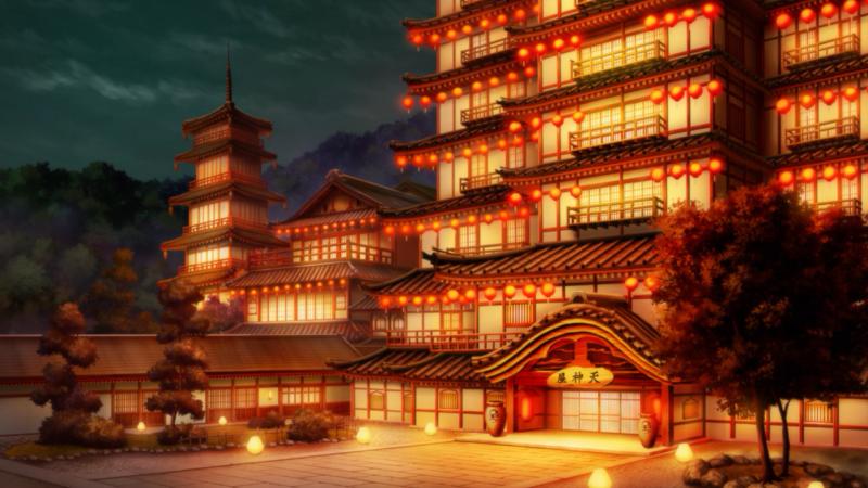 Kakuriyo no Yadomeshi 26 [sub ita]